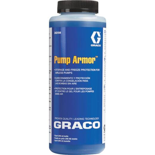 Graco Pump Armor Pump Conditioner, 1 Qt.
