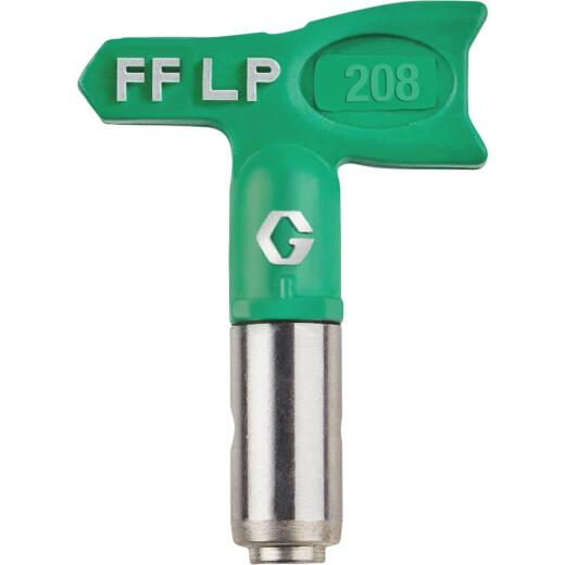 Graco Fine Finish Low Pressure FFLP RAC X 208 SwitchTip 4 In. .008 Airless Spray Tip